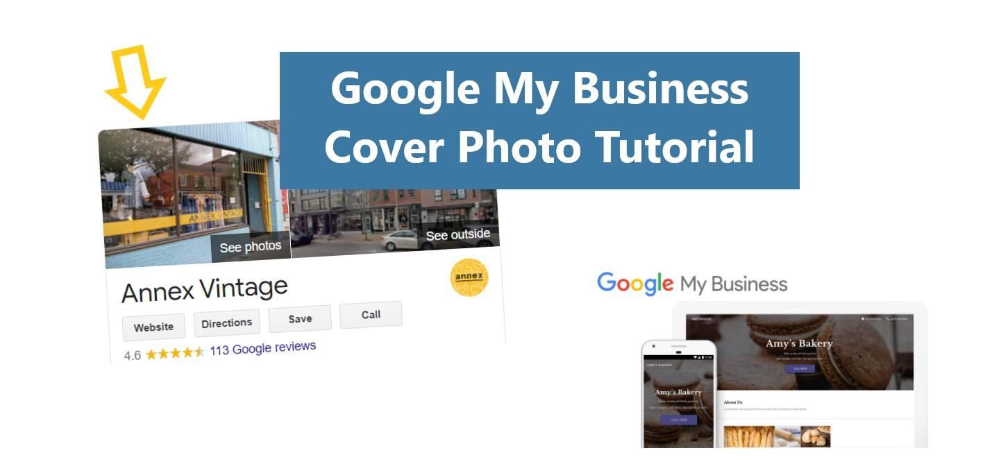 Google My Business Cover Tutorial Image