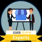 GMB expert logo academy