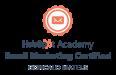 hubspot email marketing badge certification