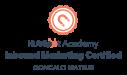 hubspot inbound marketing badge certification