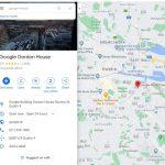 Google My Business Listing on Google Maps Example
