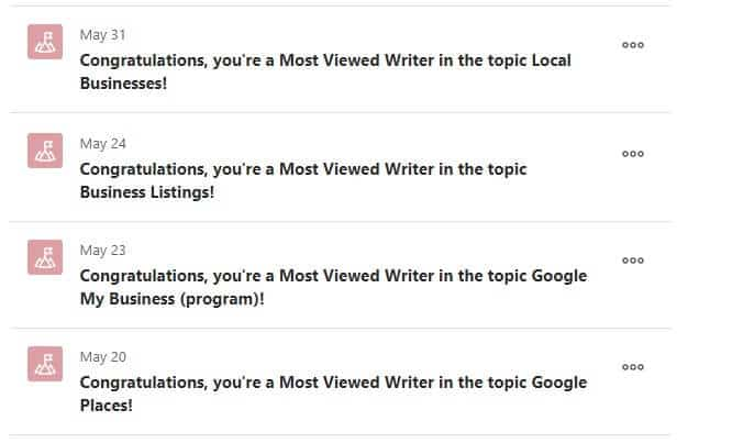 Quora most viewed writer